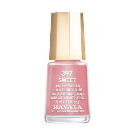 Mavala, Лак для ногтей №397, SweetMavala<br>Лак для ногтей (5 мл). Точное описание цвета появится в ближайшее время.