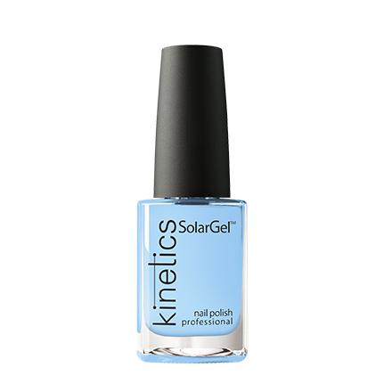 Купить Kinetics, Лак для ногтей SolarGel №427, Error 404, Синий