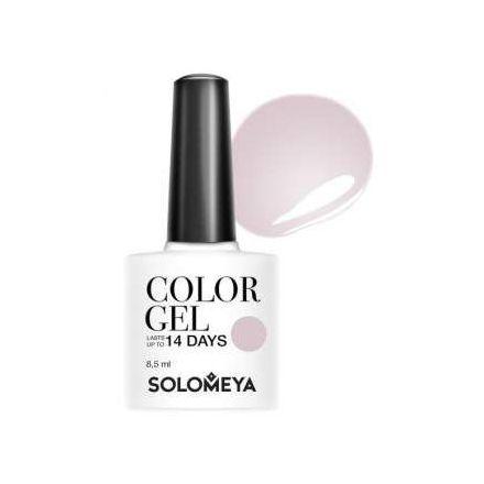 Купить Solomeya, Гель-лак №112, Creme Brulee, Wella Professionals, Розовый