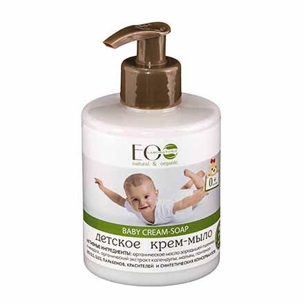 Купить EcoLab, Детское крем-мыло, 300 мл