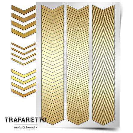 Trafaretto, Трафареты «Шевроны» фото