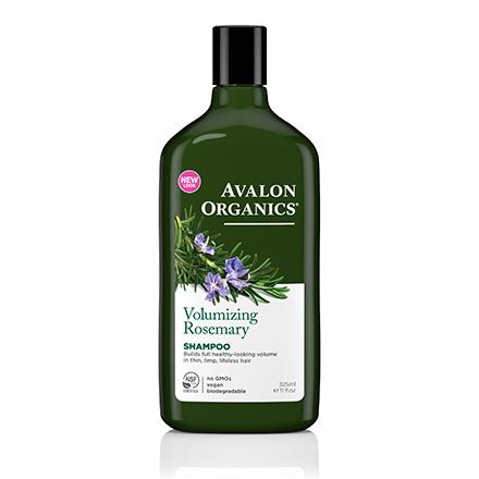 Avalon Organics, Шампунь Volumizing Rosemary, 325 мл недорго, оригинальная цена