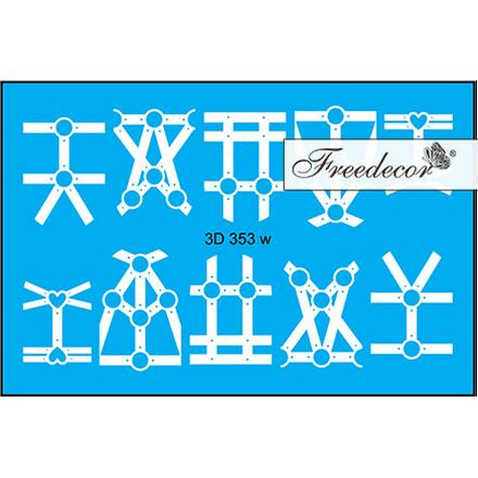 Freedecor, 3D-слайдер №353w  - Купить
