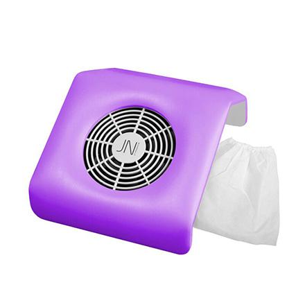 Купить JessNail, Пылесос для маникюра SD-39М, фиолетовый