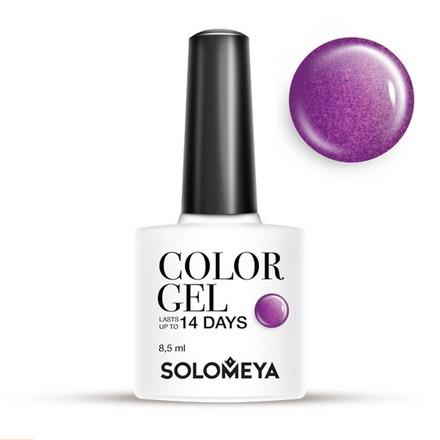 Solomeya, Гель-лак №05, PegasusSolomeya трехфазный<br>Гель-лак (8,5 мл). Точное описание цвета появится в ближайшее время.