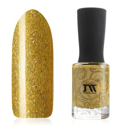 Masura, Лак для ногтей Золотая коллекция, Лимончелло