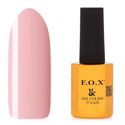 Купить FOX, База для гель-лака Cover Rubber №002, 12 мл, F.O.X, Натуральный