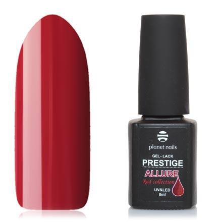 Planet Nails, Гель-лак Prestige Allure №656Planet Nails<br>Гель-лак (8 мл) темно-красный, без перламутра и блесток, плотный.<br><br>Цвет: Красный<br>Объем мл: 8.00