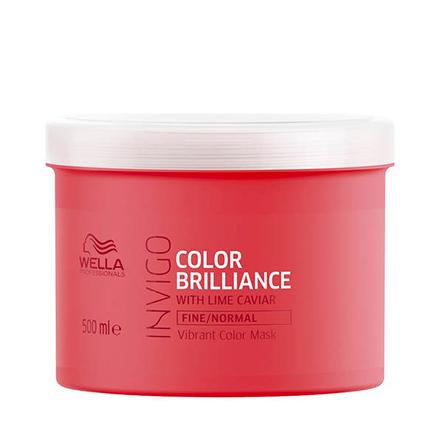 Купить Wella Professionals, Маска для волос Invigo Color Brilliance, 500 мл