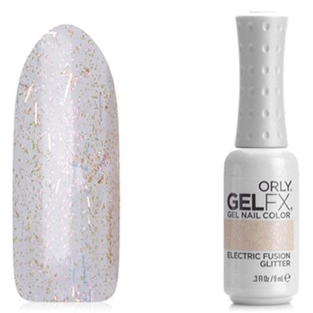 Гель лак ORLY Gel Fx, цвет № 30034 Electric Fusion Glitter