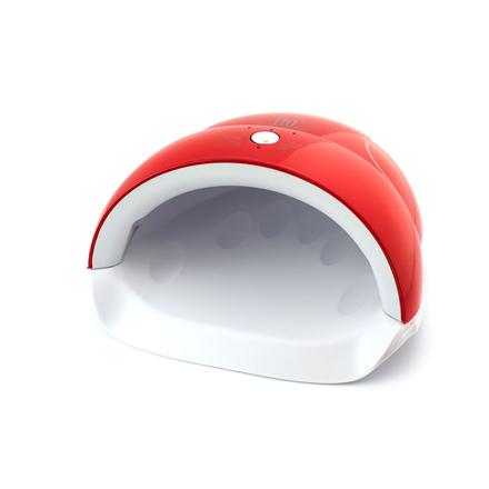 TNL, Лампа UV/LED Quick, 24W, красная