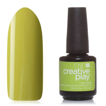 CND, Creative Play Gel №427, Toe the lime