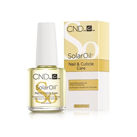 CND, Средство Solar Oil, 15 мл cnd дезинфицирующее средство для рук cnd cool blue 18012 236 мл