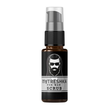 Matreshka, Скраб для бровей и бороды, 50 мл