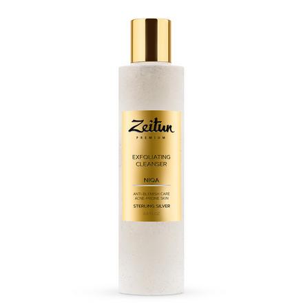 Купить Zeitun, Гель-скраб для умывания Niqa, 200 мл