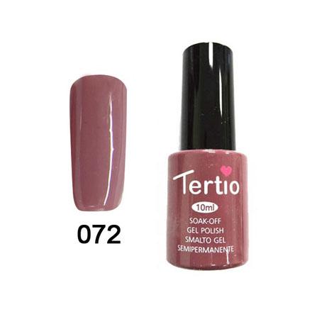 Tertio, Гель-лак Eco Line №72