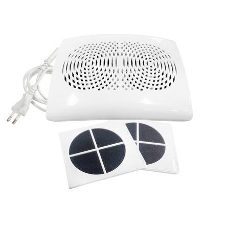 Купить JessNail, Пылесос для маникюра SD-103, белый