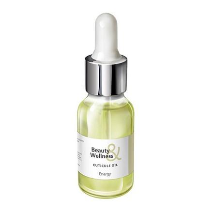 ruNail, Масло для ногтей и кутикулы Beauty & Wellness «Энергия», 15 мл