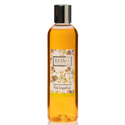 Купить Aroma Home & Spa Therapy, Гель для душа Pink Grapefruit, 260 г, Aroma Home&Spa Therapy