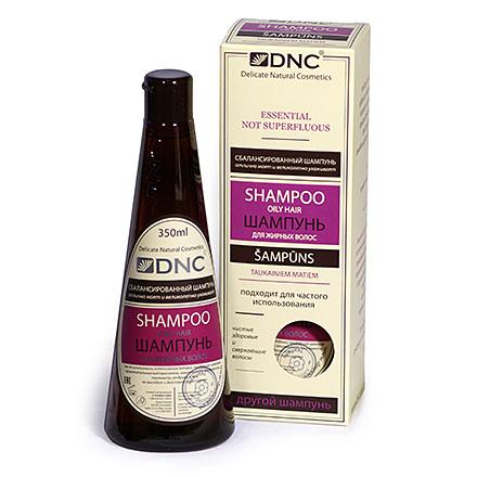 Купить DNC, Шампунь для жирных волос, 350 мл