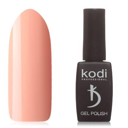 Kodi, Гель-лак №10SL, 8 млKodi Professional<br>Гель-лак (8 мл) светлый персиковый, без перламутра и блесток, плотный. Прошлая серия: №108.