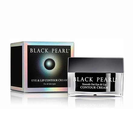 Купить Sea of SPA, Крем для глаз и и губ Black Pearl, 30 мл