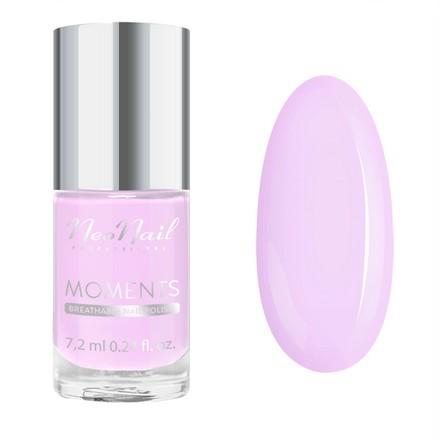 Купить NeoNail, Лак для ногтей Moments №7188-7, First Date, NeoNail Professional, Розовый
