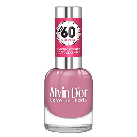 Купить Alvin D'or, Лак «60 секунд» №13, Сиреневый
