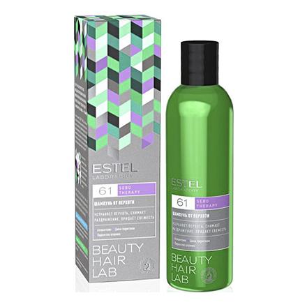 Estel, Шампунь от перхоти Beauty Hair Lab, 250 мл шампуни estel шампунь детокс для волос estel beauty hair lab 250 мл