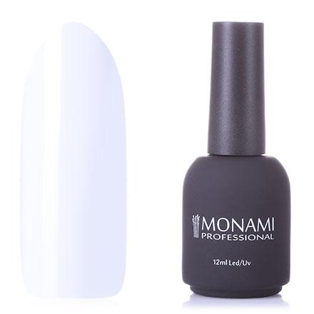 Купить Monami Professional, Гель-лак №001, Белый