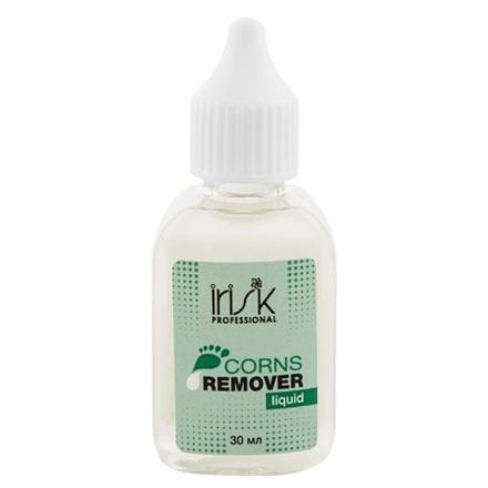 Купить IRISK, Средство для удаления натоптышей и сухих мозолей Corns Remover Liquid, 30 мл