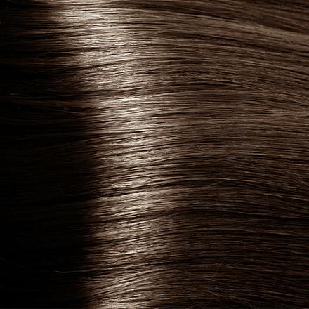 Kapous, Крем-краска для волос Studio Professional 6.81, темный коричнево-пепельный блонд, 100 мл