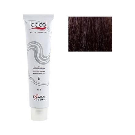 Kaaral, Крем-краска для волос Baco B 6.32 недорого