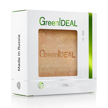 Купить GreenIDEAL, Мыло ручной работы «Мед», 100 г