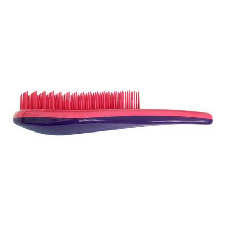 Купить Clarette, Щетка для распутывания волос, розовая с фиолетовым