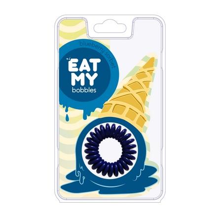 EAT MY bobbles, Резинка для волос «Голубичный сорбет», 3 шт.  - Купить