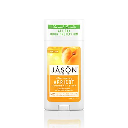 Купить JASON, Твердый дезодорант Apricot, 71 г, JASON (JĀSÖN)