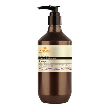 Angel Professional, Энергетический шампунь для волос Provence, 400 мл