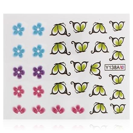 Bluesea, Слайдер-дизайн Y138AСлайдер-дизайн<br>Слайдер для создания дизайна на ногтях.<br>