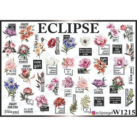 Купить Eclipse, Слайдер-дизайн W №1215