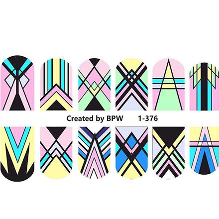 BPW.Style, Слайдер-дизайн «Геометрия» №1-376