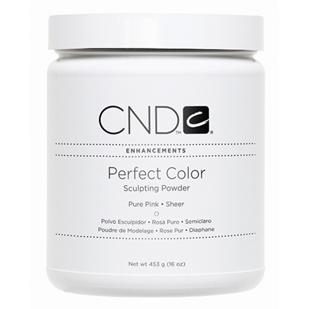 CND Perfect Pure Pink Sheer 453 g