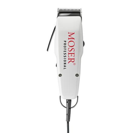 Купить Moser, Машинка для стрижки волос Professional, белая