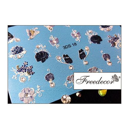 Купить Freedecor, 3D-слайдер №S18