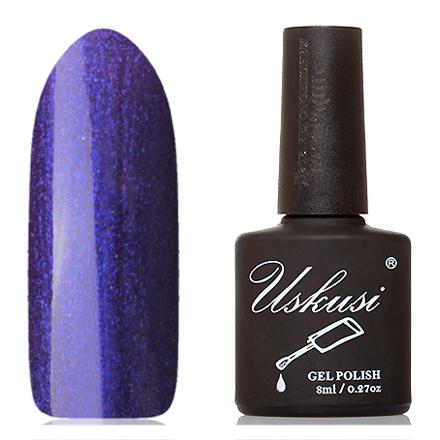Купить Uskusi, Гель-лак №136, Фиолетовый