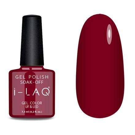 Купить I-LAQ, Гель-лак №018, Красный