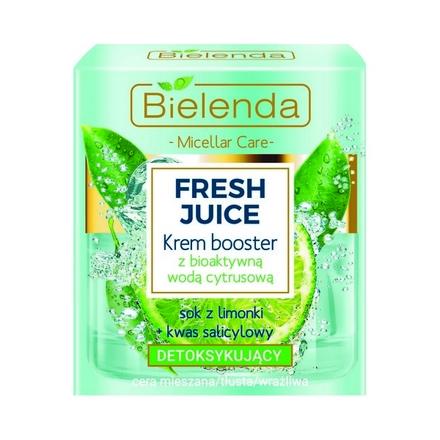 Купить Bielenda, Крем для лица Fresh Juice, лайм, 50 мл