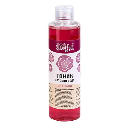 Купить Aasha Herbals, Тоник с розовой водой для лица, 200 мл