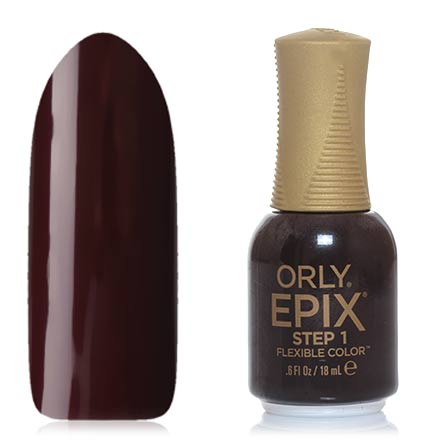 ORLY, EPIX Flexible Color №979, Epix opening credits orly лак для ногтей 951 down to earth breathable 18 мл
