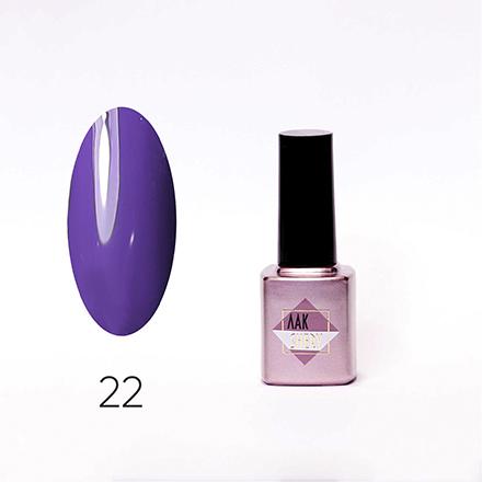 Купить ЛакSHERY, Гель-лак №22, Фиолетовый